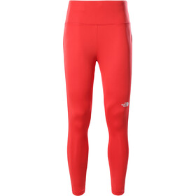 The North Face New Flex High Rise 7/8 Tights Women, rojo